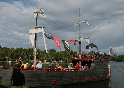 Pirate Ship Gallery