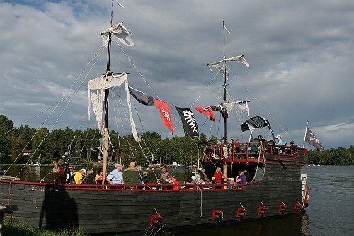 Pirate Ship Tour