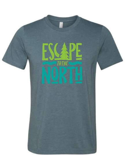 Men's Escape T-shirt Front